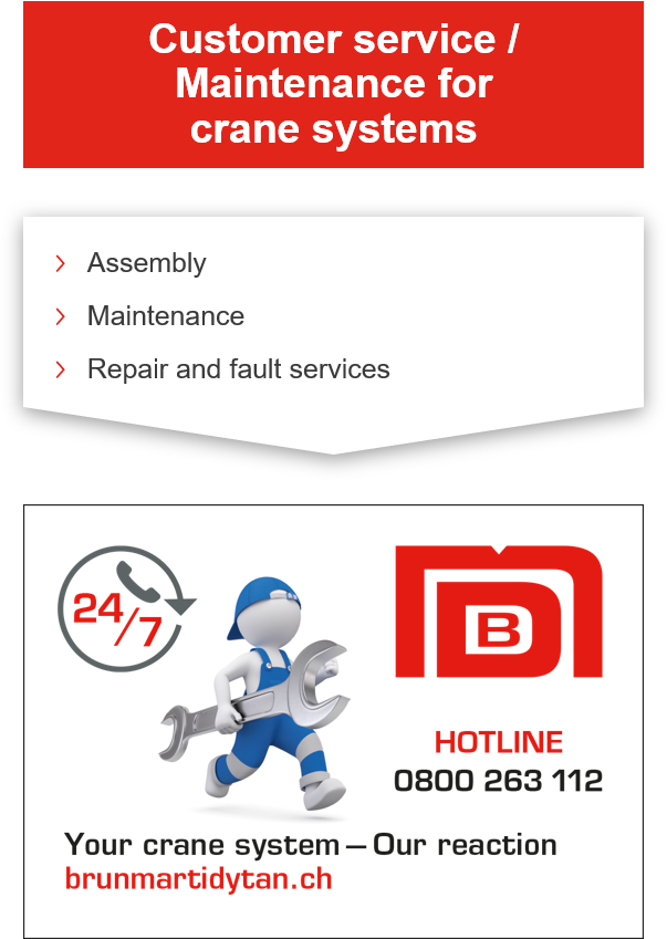 Services Wartung En